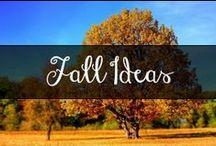 CA Fall Ideas