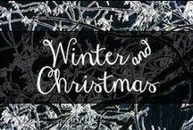 CA Winter & Christmas Ideas / Winter, holiday, & Christmas ideas for the classroom