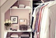 Closets / by Alix