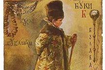 Russian History / by Brimstone Dreams