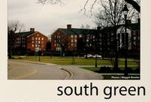 Ohio U Greens: South / Adams Hall, Armbruster House, Atkinson House, Brough House, Brown Hall, Cady House, Carr Hall, Crawford Hall, Dougan House, Ewing House, Fenzel House, Foster House, Hoover House, Luchs Hall, Mackinnon Hall, Martzolff House, O'Bleness House, Pickering Hall, Smith House, Sowle Hall, Tanaka Hall, True House, Weld House and Wray House. Images originate from University Archives, including yearbooks. Find more at http://media.library.ohiou.edu | @AldenLibDigital & @AldenLibrary    / by Ohio University Libraries Digital Collections