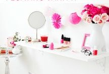 Dream Dressing Table / Dressing tables and beauty storage I wish I had.