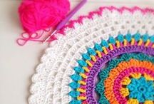 Knit and Crochet / Knitting and crocheting ideas and inspiration.