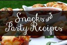 Snacks & Party Recipes