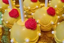 Beauty and the Beast Party / Beauty and the Beast Party Ideas for a magical Princess Belle Tea Party! Celebrate a beautiful beauty and the beast party will the princess ideas and decorations on this board.