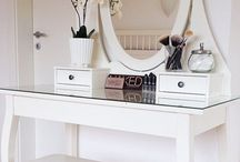 Dressing table and cute
