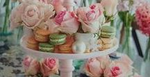 Bridal Shower Party Ideas / Fabulous Bridal Showers Party Ideas that will help you celebrate your special day in style!  All the wedding shower decorations, party supplies and food to help you make your celebration unforgettable.