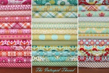 Fabric Colors and Designs I Love / Different patterns, colors, designs of fabrics that I love and hope to own one day... / by Sixmunchkin Stitching