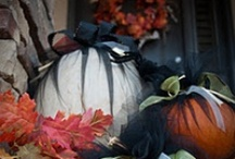 Trick or Treat & Thanks / Halloween and Thanksgiving / by Amy Kerilyn