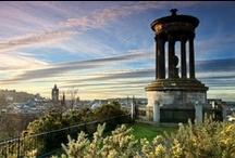 Edinburgh and Scotland / my dreamland