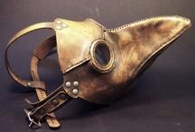 Masks / by Barbara Weitbrecht