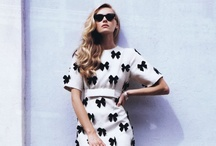 FASHION / Style crushes, pretty dresses, inspiring editorials, fabulous shoes and covetable wardrobe items.