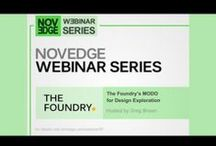 Novedge Webinar Series 2013 / We add a new webinar every week. To keep up to date with the latest webinar topic, sign up for our newsletter at http://bit.ly/1vSJIJk