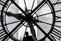 Clocks, calendars, navigation, computation / See also Steampunk / by Barbara Weitbrecht