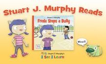 Stuart J. Murphy's I See I Learn books / Stuart J. Murphy's I See I Learn (R) books use simple stories and visual learning strategies to teach young children social, emotional, health and safety and cognitive skills that help them succeed in school and in life.   For happier, healthier, more confident children!