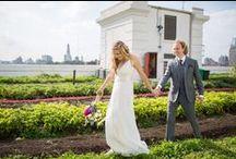 Brooklyn Grange Weddings / Weddings at Brooklyn Grange Rooftop Farm