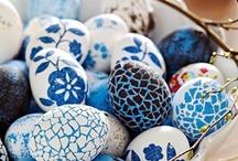Blue & White / by Janet Trautman