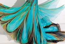 COLOR - Teal and Aqua / by Michelle Savoy