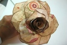 Paper Flowers and Bows / by Michelle Savoy