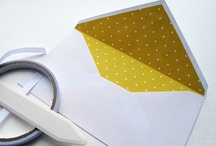 Paper Envelopes / by Michelle Savoy