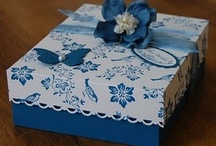 Paper Boxes / by Michelle Savoy