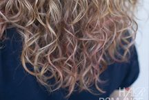 Love Curly Hair / by Renee Taylor