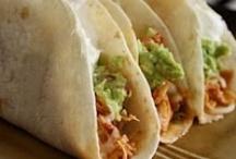 Mexican Food / by Julie Andersen