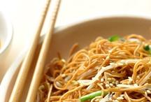 Asian Food / by Julie Andersen
