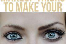 Beauty School Dropout: Eyes