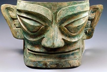 Ancient: Far East / by Barbara Weitbrecht