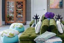 Make a House a Home / by Rebecca Bortz