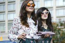 Street Style / The best outfit inspiration from street style around the world.  / by Westfield Style