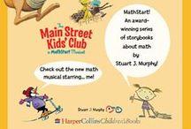 MathStart / Level 3 / Grade 1 — Grade 3 / Stuart J. Murphy's award-winning MathStart books teach mathematical skills through stories and visual learning strategies