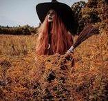 Witchy Photoshoot