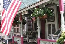 On The Porch / Porches That Inspire Me