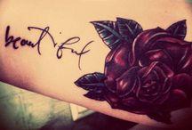 Ink'd up / by Rose Sylvester