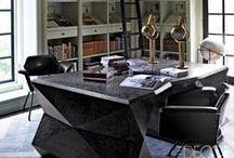 work space / by Louise Liljencrantz Sievers