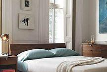 bedrooms / by Louise Liljencrantz Sievers