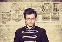Harry Potter / by Stephanie Majeau