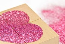 Glitter, glue & gifts, too! / Glitter, glue and gifts great for giving (and receiving!)  / by Lauren Ambrose