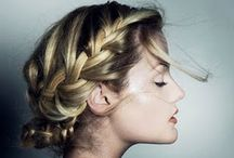 Hair style / by Maite Montecatine - N30 Atelier