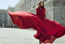 RED / by Maite Montecatine - N30 Atelier