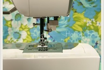 Once I learn to sew  / by Jennifer Belanger