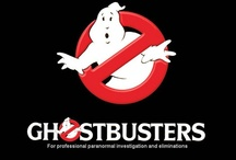 Ghostbusters / Who ya gonna call? / by Michael Edmonds