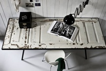 DECO - Work space / by Maite Montecatine - N30 Atelier