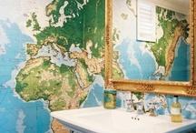 DECO - Bathrooms / by Maite Montecatine - N30 Atelier