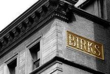 BIRKS HERITAGE / Birks is one of North America's most prestigious and trusted jewellers and has been Canada's diamond and fine jewellery leader since 1879. | Birks est l'une des maisons de joaillerie les plus prestigieuses en Amerique du nord et le leader canadien pour les diamants et la fine joaillerie depuis 1879.