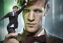 Doctor Who / by Stephanie Majeau