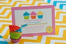 Birthday Party Ideas ✿~ Colette's Cottage / Birthday Party ideas - with fun things to print and create too!  ✿~ Colette's Cottage