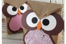 CRAFTs with Kids ✿~ Colette's Cottage / Crafts to do with kids, big and small ✿~ Colette's Cottage
